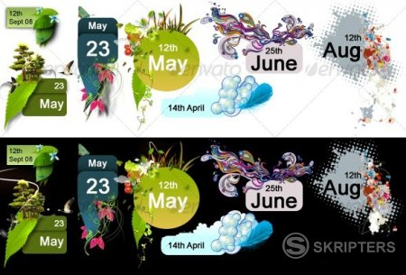 Dates Backgrounds