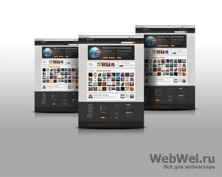 GraphicRiver - Super Clean Web Mock-Up